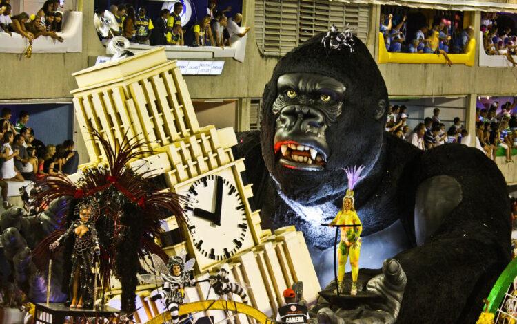 king kong carnaval