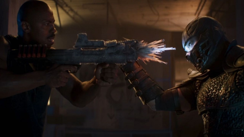 Mortal Kombat 2021 Cena Sub Zero Jax