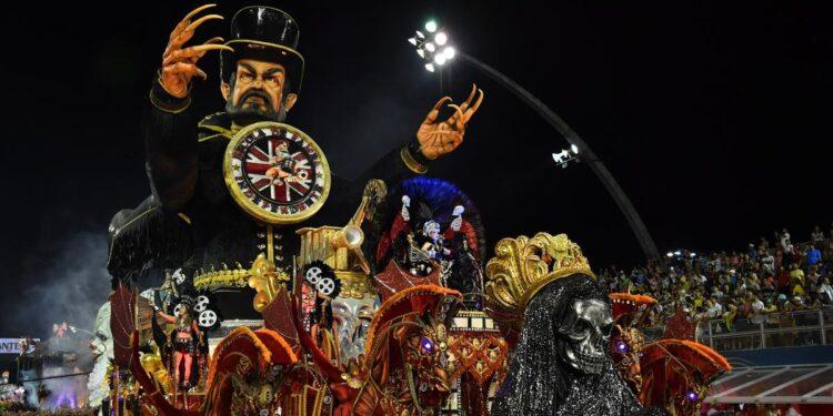 Zé do Caixão Carnaval