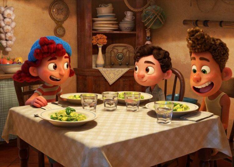 Conheça tudo sobre Luca, a animação da Pixar - legadoplus