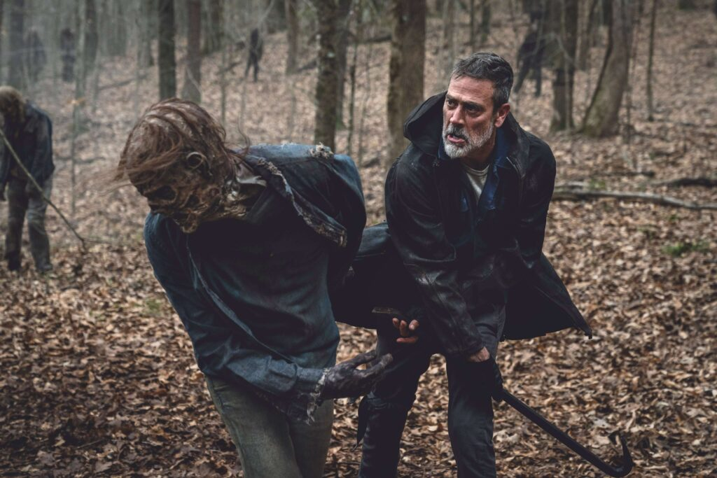 Novas imagens de The Walking Dead