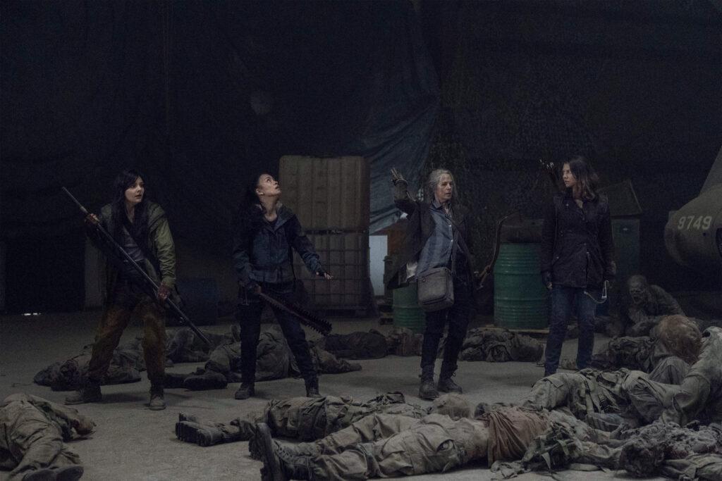The Walking Dead ganha primeiras imagens oficiais - legadoplus