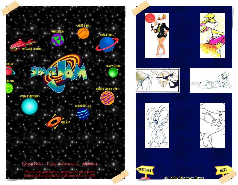 space site classic legado plus
