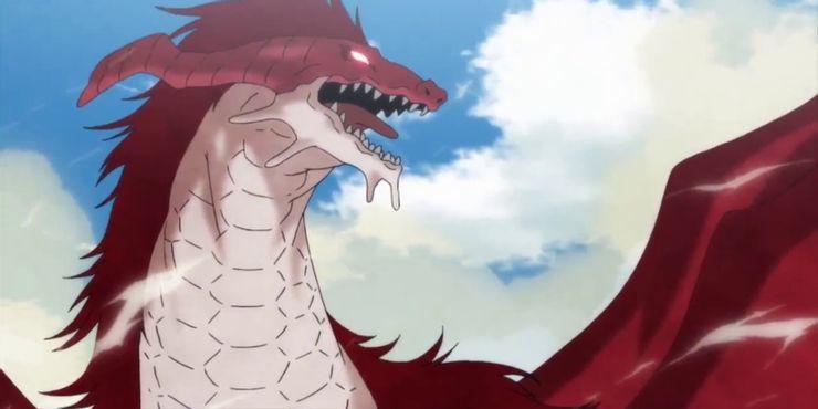 Irene Belserion é considerada um dos dragões mais poderosos de Fairy Tail - legadoplus