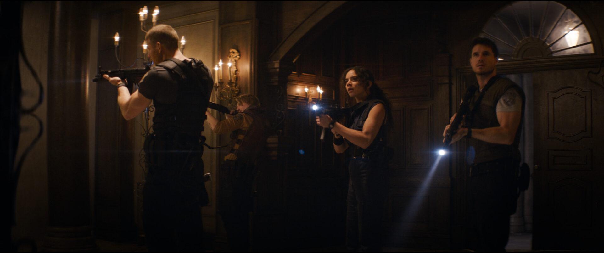Confira as primeiras imagens de Resident Evil - legadoplus