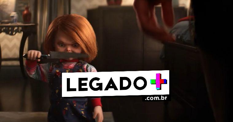 Confira o novo pôster da série de Chucky - legadoplus