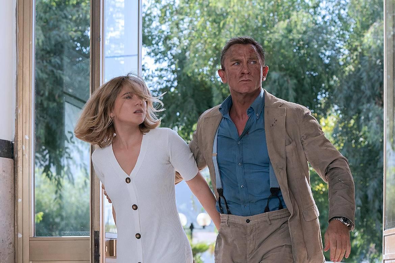 Confira a bilheteria de 007: Sem Tempo para Morrer - legadoplus